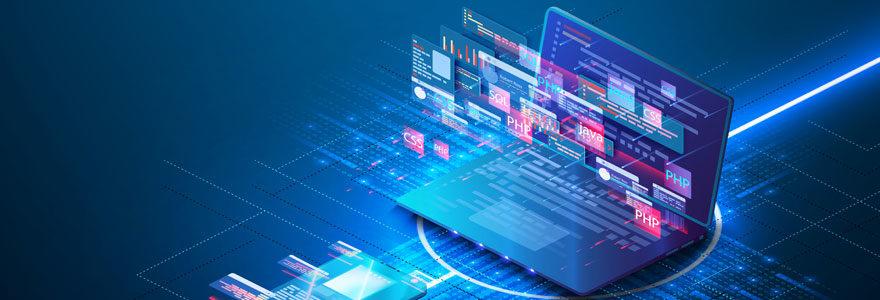 Développement de site web